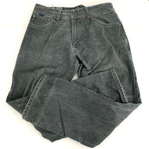 Kuhl Ryder Pants Vintage Patina Mens Sz 34 x 32